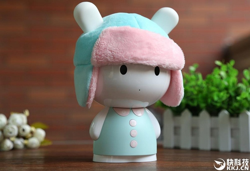 اسپیکر هوشمند Mi Bunny از شرکت شیائومی یک محصول جدید و خارق العاده برای کودکان است. اسپیکر هوشمند Mi Bunny در نمایشگاه CES 2017 رسما معرفی شده است.