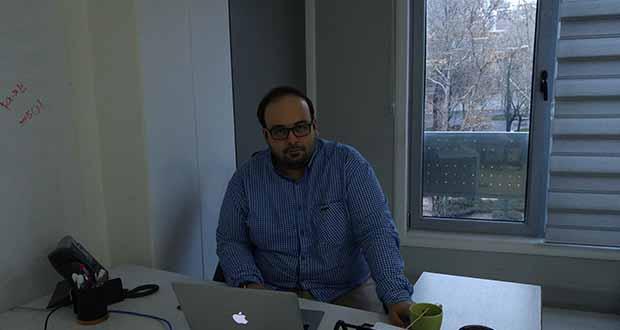 مصاحبه با میلاد احرامپوش به بهانه نهمین جشنواره وب و موبایل ایران