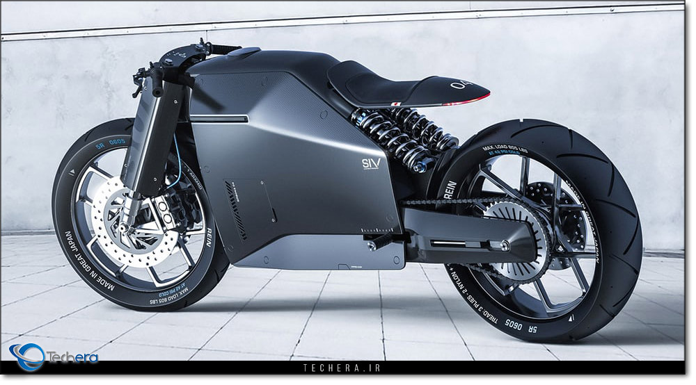 موتورسیکلت مفهومی سامورایی ، نمونه ای بر اساس فلسفه ذن