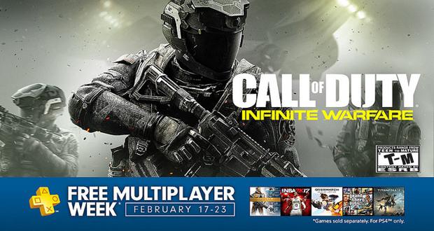 حالت چند نفره یا MultiPlayer برای PS4 به مدت یک هفته رایگان است