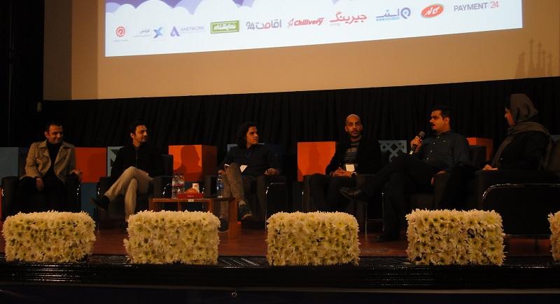 پنل های گفتگو در زمینه ی آینده پرداخت الکترونیک در ایران و تقابل یا تعامل میان کسب و کارهای سنتی و مجازی، نقش شتاب دهنده ها و چگونگی جهانی شدن تسکولو، از جمله برنامه های جالبی بود که در نهمین جشنواره وب و موبایل ایران به آن پرداخته شد.