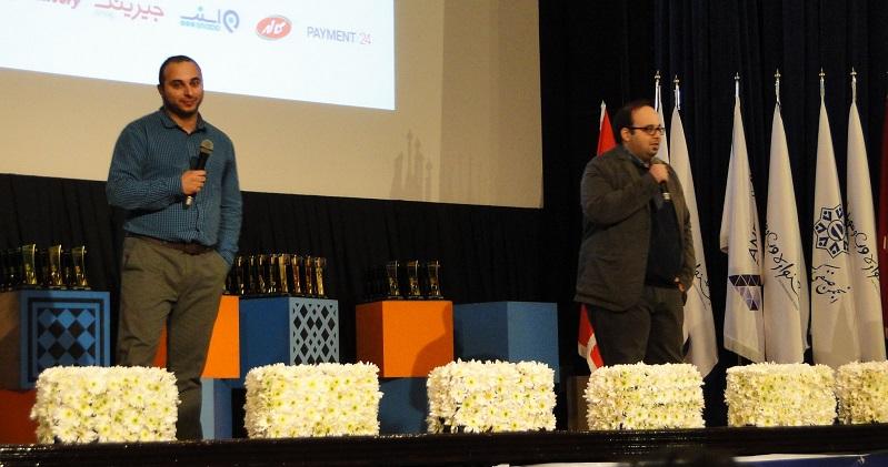 گیری ها با آن روبرو بودند، توانستند نهمین جشنواره وب و پنجمین جشنواره موبایل ایران را نیز همانند سال های قبل، با موفقیت برگزار کنند.