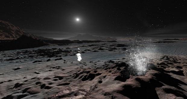 آیا سیاره کوتوله پلوتو دارای ترکیبات تشکیل دهنده حیات است؟