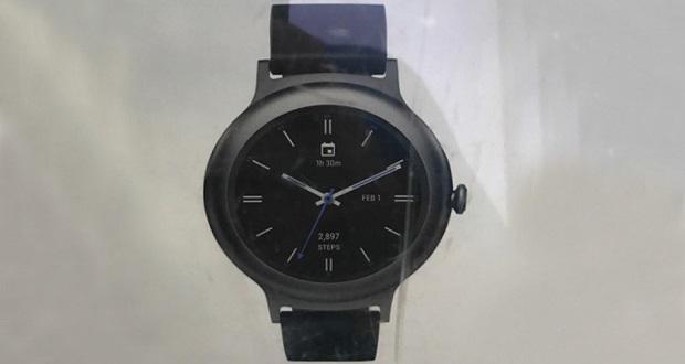 تصاویر ساعت هوشمند ال جی واچ استایل به بیرون درز کرد