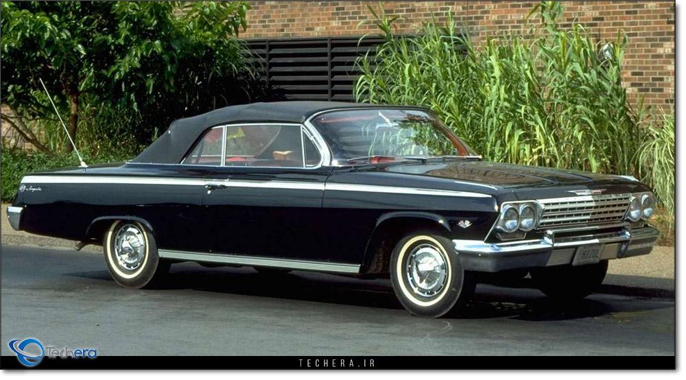 شورولت ایمپالا مدل سال 1966 میلادی