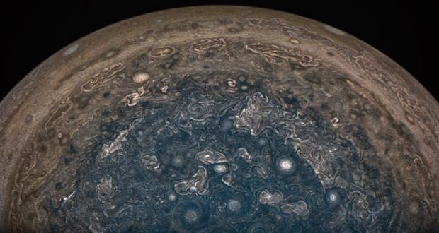مانور کاوشگر جونو در مدار نزدیک سیاره مشتری لغو شد