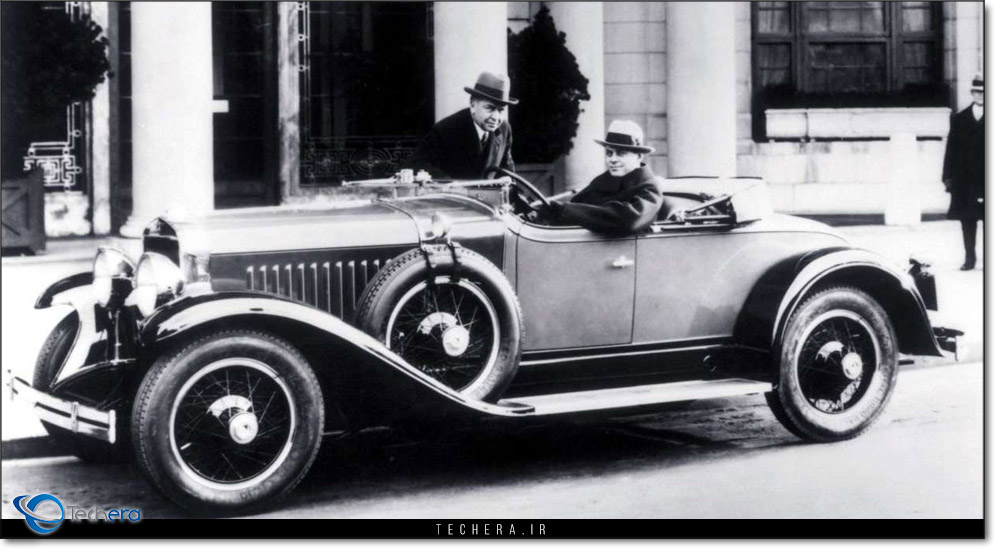 کادیلاک لاسال مدل سال 1937 میلادی