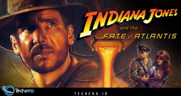 بهترین بازی های کامپیوتری دهه ۹۰ میلادی، ایندیانا جونز و سرنوشت آتلانتیس