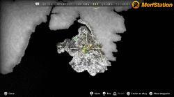 نقشه بازی Horizon zero dawn