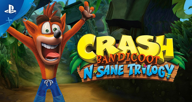 تاریخ انتشار ریمستر بازی سه گانه Crash Bandicoot مشخص شد