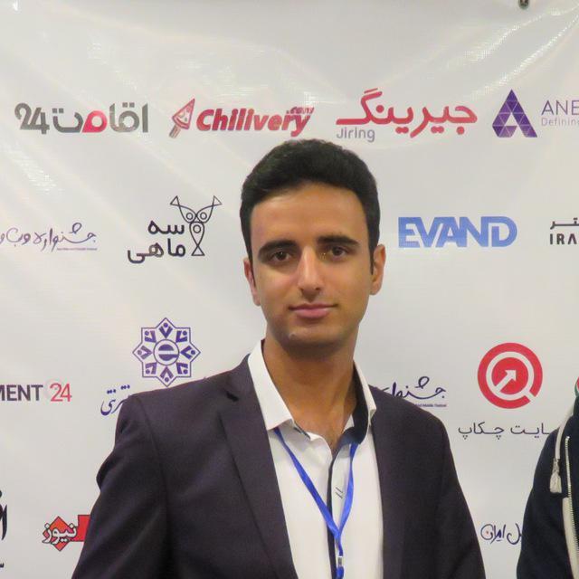 رضا حسینی راد، بنیانگذار میهن وردپرس