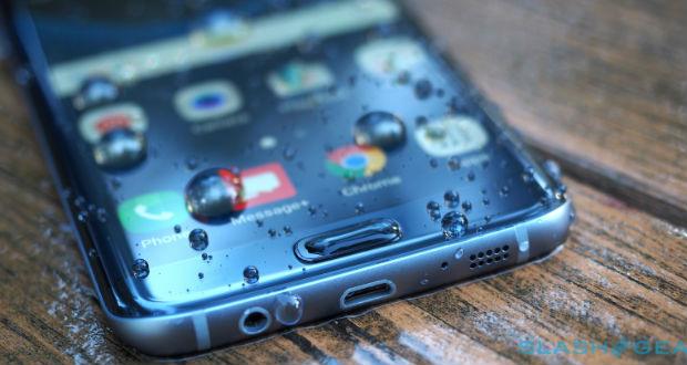 تصویر فاش شده از گلکسی اس 8 دکمه های ناوبری دیجیتالی را نشان می دهد