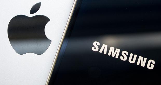 فروش گوشی های سامسونگ نسبت به اپل در سه ماه آخر 2016 کمتر بود؛ تولید کننده کره ای همچنان رکوردار جهان است