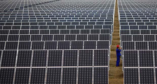چین، بزرگترین تولید کننده انرژی خورشیدی در جهان است