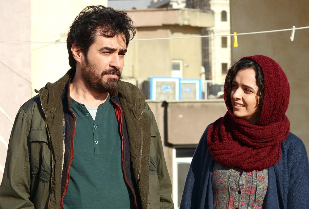 ترانه علیدوستی و شهاب حسینی در فروشنده