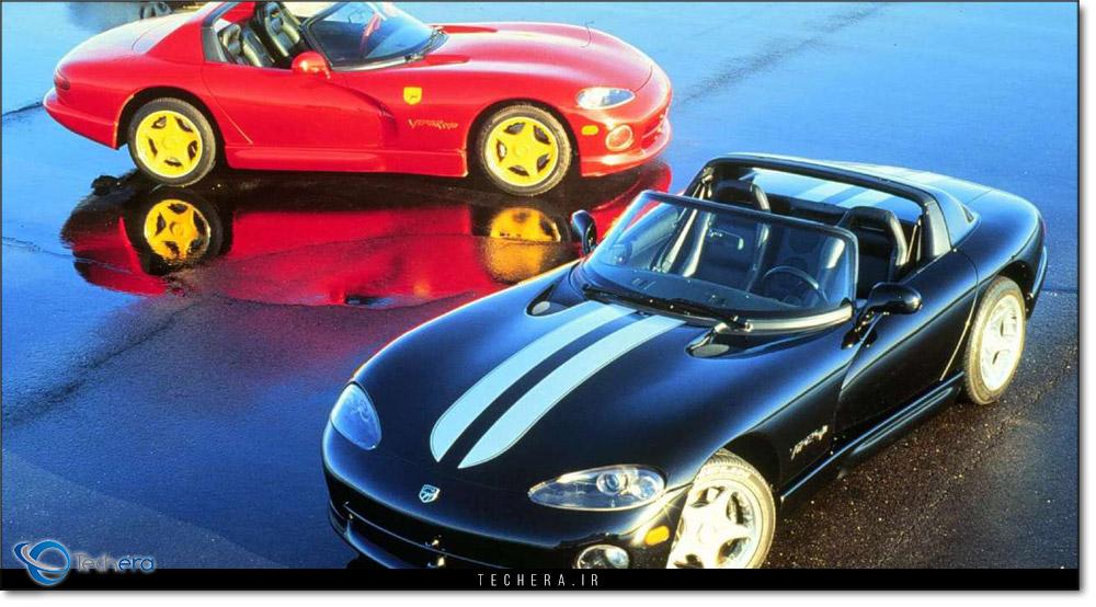 دوج واپر مدل سال 1994 میلادی