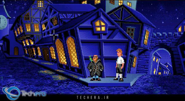 بهترین بازیهای کامپیوتری دهه 90 میلادی | اسرار جزیره میمون محصول سال 1991 میلادی