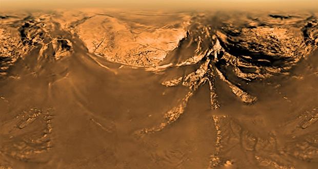 آیا بار الکتریکی دلیل وارونگی تپههای شنی عجیب قمر تیتان است؟