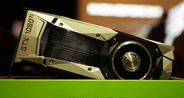 کارت گرافیک انویدیا  GeForce GTX 1080 Ti معرفی شد؛ غول جدید انویدیا!