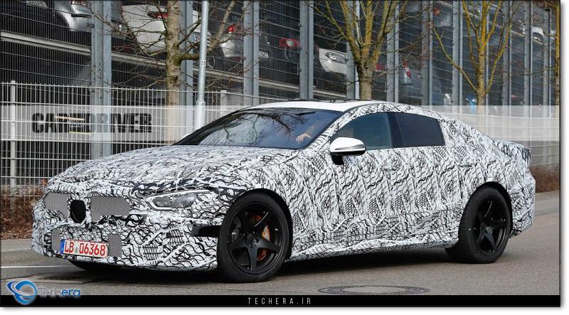 مرسدس AMG GT مدل 2019