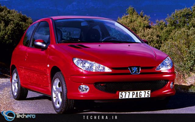 پژو 206 یکی از بهترین خودروهای با قیمت کمتر از 50 میلیون تومان در بازار ایران