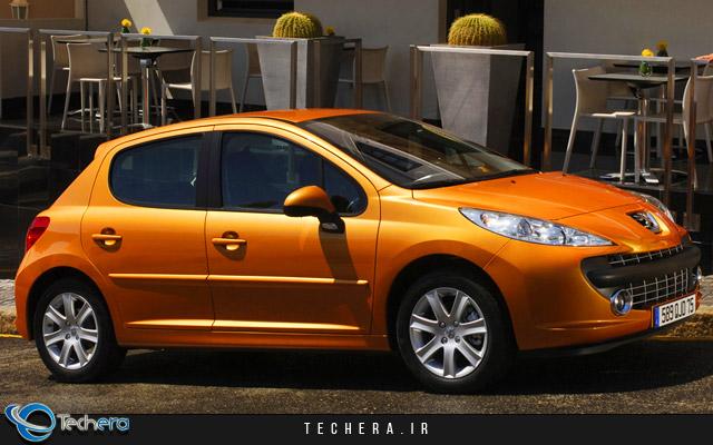 پژو 207 برادر کوچک تر 206، خودرویی مناسب با قیمتی کمتر از 50 میلیون تومان