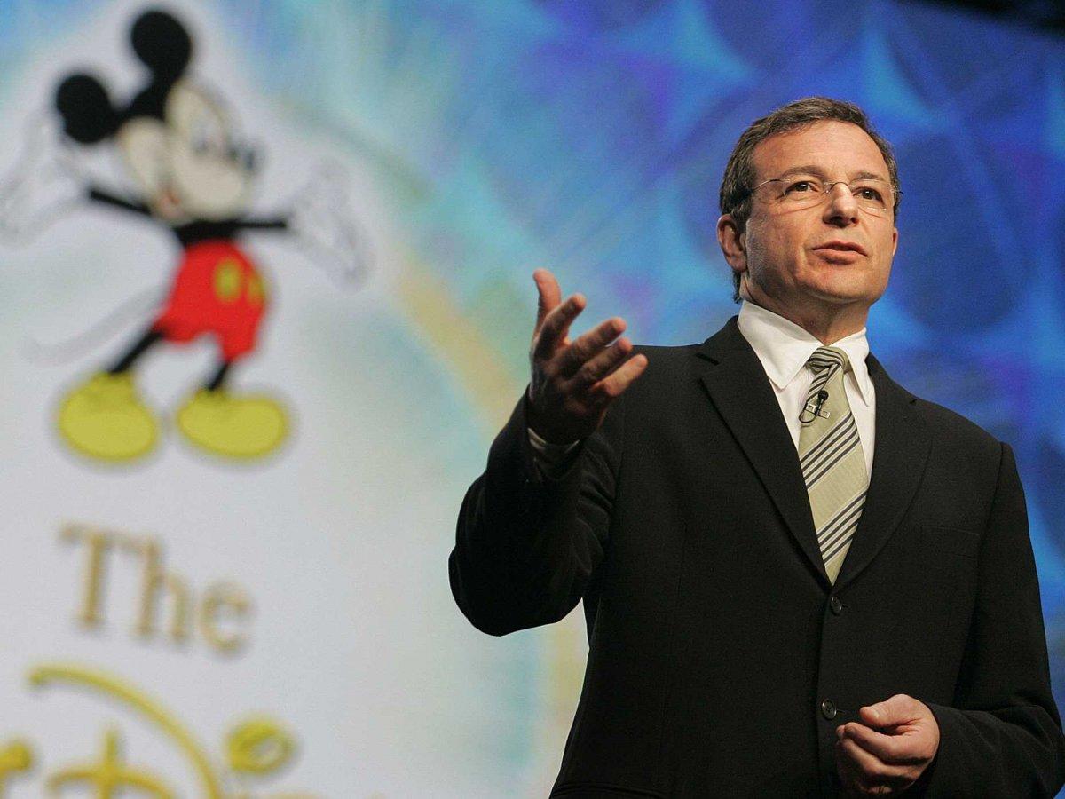 کمپانی والت دیزنی | The Walt Disney Company