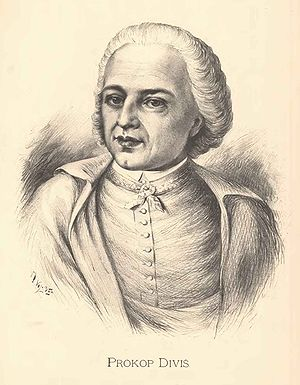 دم پروکاپ دیویس (1698-1765)