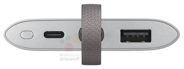 تصاویر و اطلاعاتی جدید از پاوربانک گلکسی S8 منتشر شده است که نشان از یک پاوربانک 5100 میلی آمپری با قابلیت شارژ سریع برای گلکسی S8 دارد.