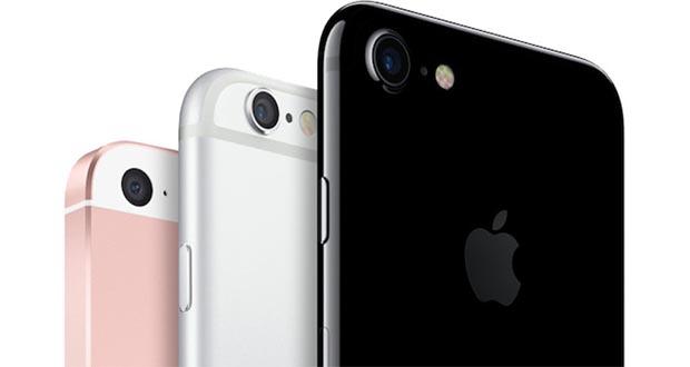 لیست 10 گوشی هوشمند پرفروش سال 2016 منتشر شد؛ آیفون 6S در مقام اول