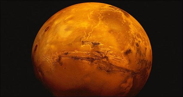 کشف شواهد جدیدی از تاریخچه حضور آب در مریخ
