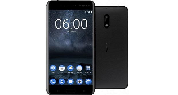 گوشی نوکیا 6 به عنوان یک میان رده اندرویدی از نوکیا در سال 2017 توانسته است تا گواهینامه FCC برای عرضه در آمریکا را کسب کند.