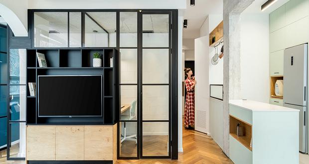 معماران RUST، چالش طراحی آپارتمانی برای کار و زندگی