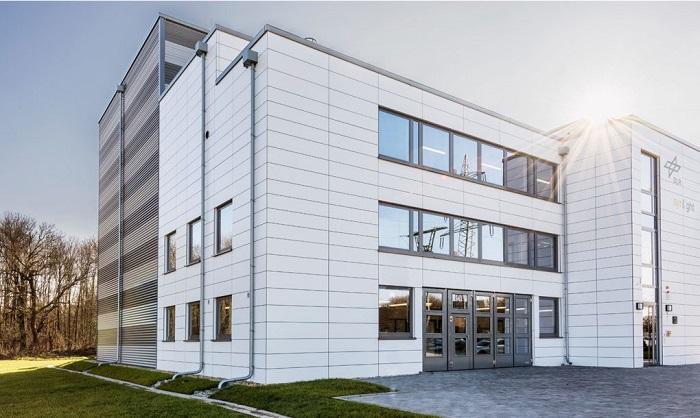 خورشید مصنوعی، سیانلایت پروژهای از بخش تحقیقات خورشیدی مرکز هوافضای آلمان هوا است