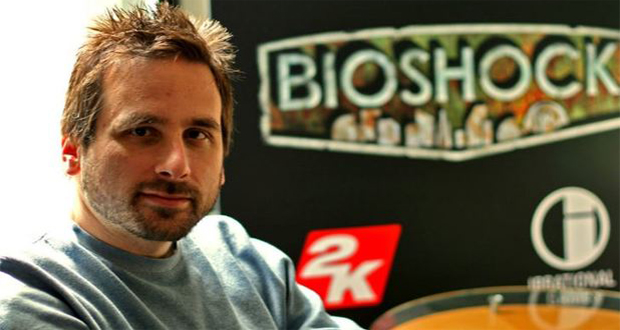 کن لوین، خالق بازی بایوشاک ، خبر ار ساخت یک بازی جدید داد