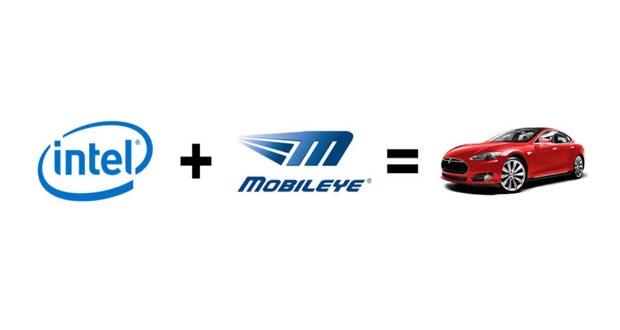 شرکت اینتل در حال خرید یک شرکت فعال در زمینه خودروهای بدون راننده است