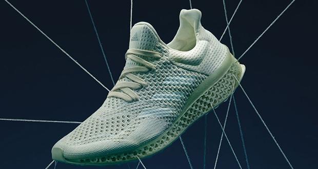 این کفشهای سبک وزن آدیداس، از تار عنکبوت مصنوعی ساخته شدهاند