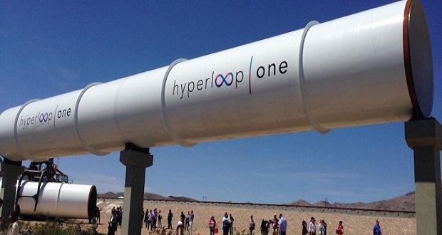 هایپرلوپ وان درحال ساخت مسیر آزمایشی در صحرای نوادا است