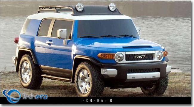 تویوتا FJ Cruiser با قیمت پایه 112 میلیون تومان در بازارهای جهانی
