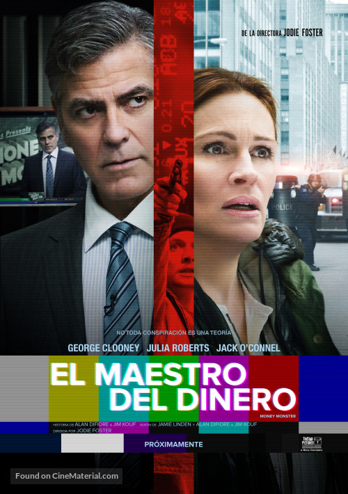 هیولای پول | Money Monster