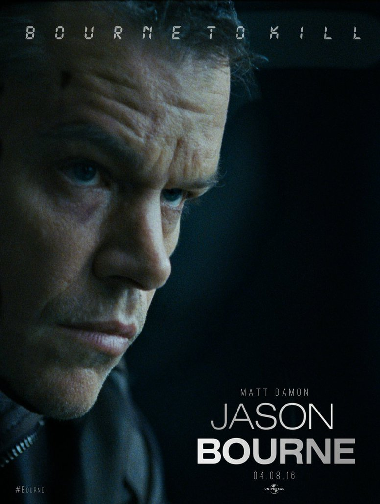 جیسون بورن | Jason Bourne