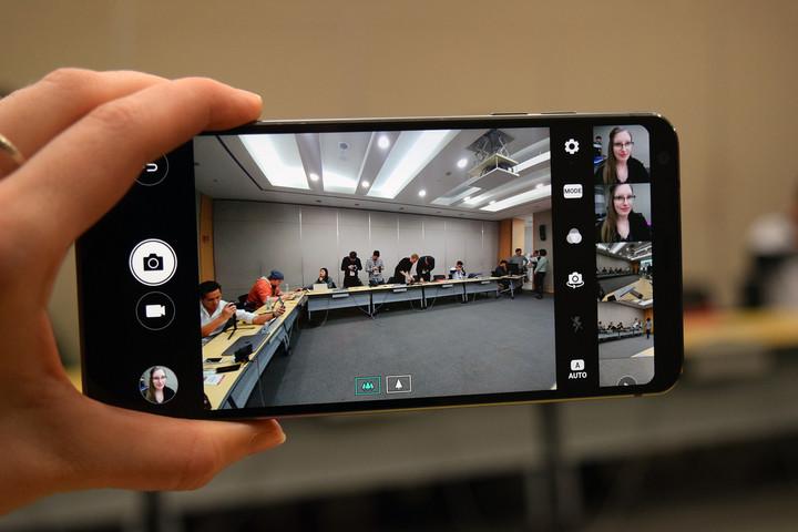 دوربین LG G6