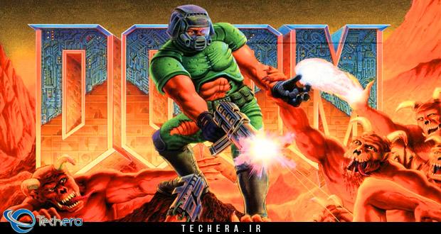 بهترین بازیهای کامپیوتری دهه ۹۰ میلادی : سری بازی DOOM