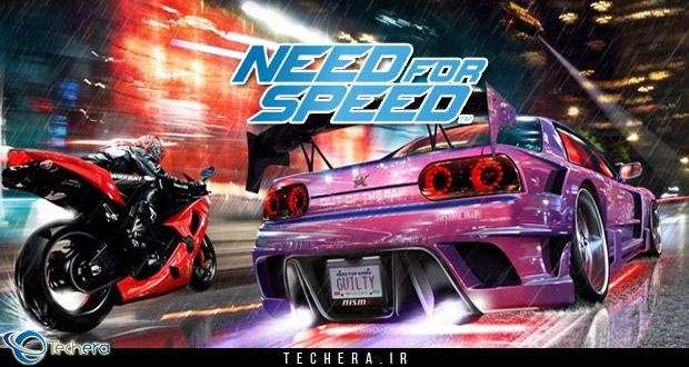 بهترین بازیهای کامپیوتری دهه 90 میلادی، بازی The Need For Speed