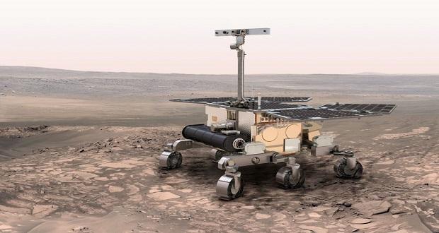 آژانس فضایی اروپا دو کاندیدای نهایی محل فرود مریخنورد اگزومارس را برگزید