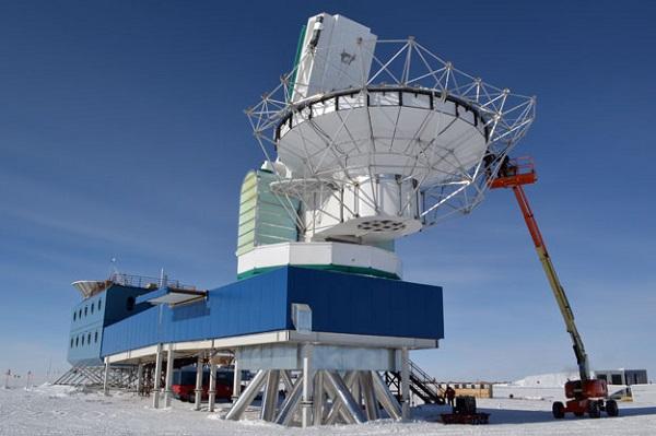 تلسکوپ قطب جنوب