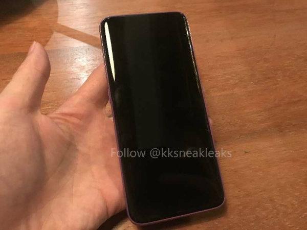 تصاویر جدید از گوشی گلکسی S8 با رنگ خاص و زیبای بنفش منتشر شده است که نشان میدهد شاید خانواده گلکسی S8 میزبان یک رنگ جدید یعنی ارغوانی یا بنفش خواهد بود.