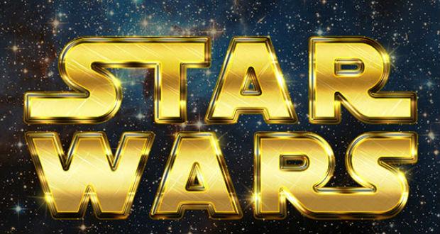 آموزش ایجاد افکت متنی Star Wars با فتوشاپ – بخش دوم