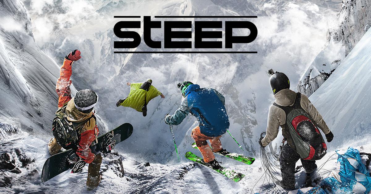 بازی Steep برای تمامی پلتفرمها از 20 تا 23 اسفند رایگان است