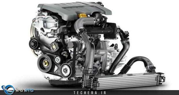 موتور TCi 130 بنزینی رنو مگان مدل 2017